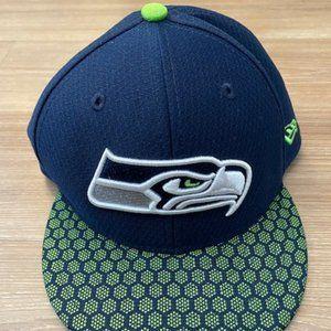 NEW ERA NFL SEATTLE SEAHAWKS YOUTH HAT